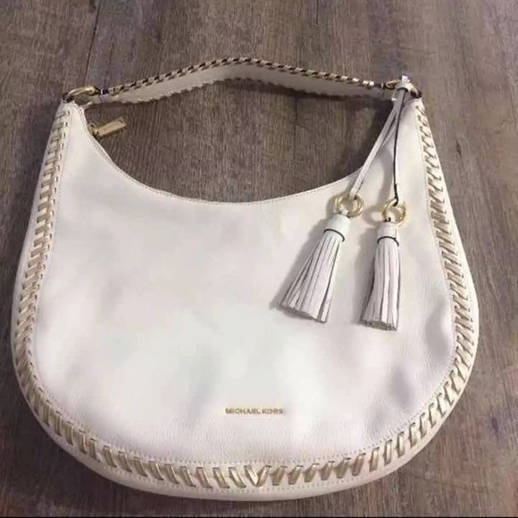 00d3d32b784f Authentic NWT Michael Kors Lg lauryn shoulder bag